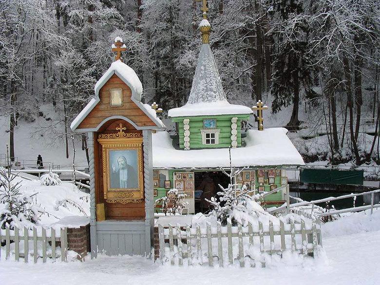Свято-Троицкий Серафимо- Дивеевский монастырь